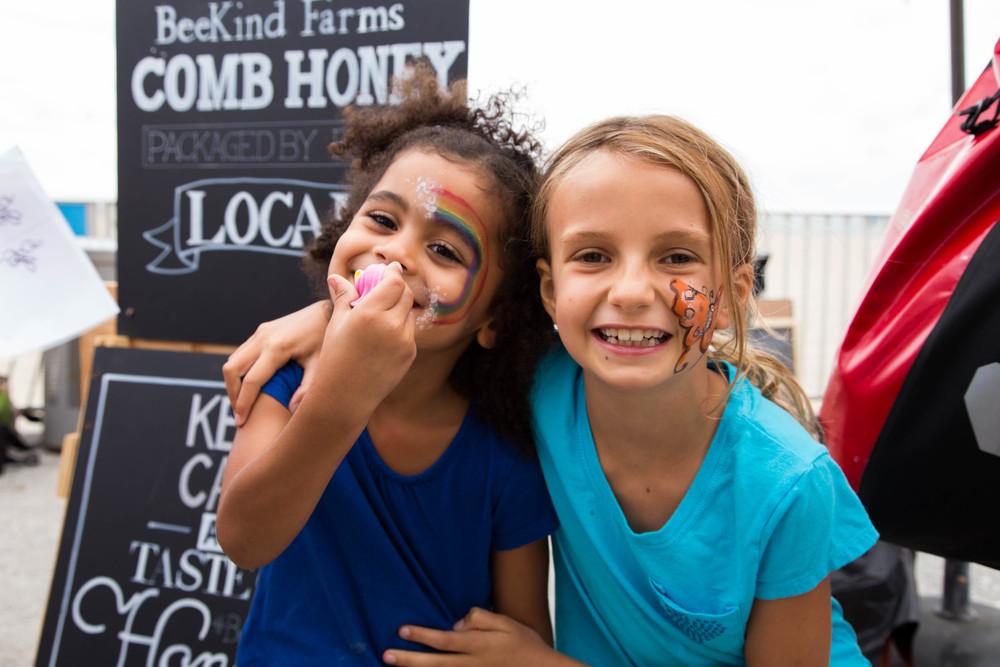 At NYC Honey Fest 2015