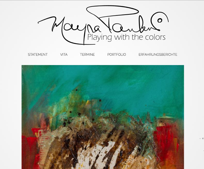 Mayra Pankow - Künstlerin