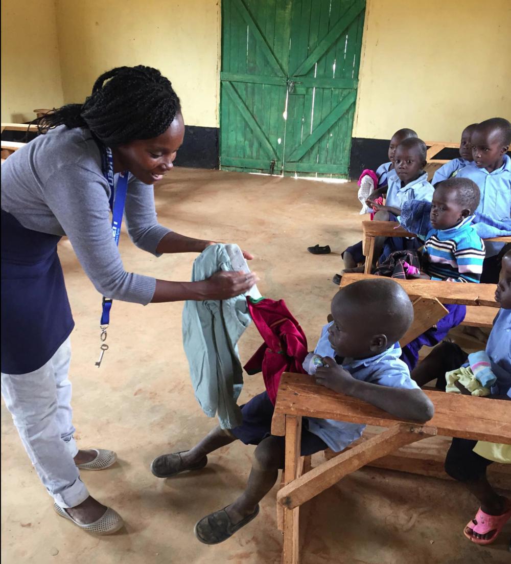 Maureen Kiyau - Missionarin