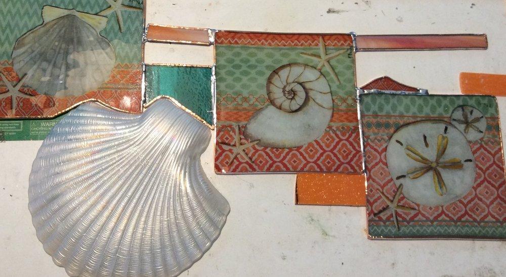 RACHEL VADEBONCOEUR Stained Glass