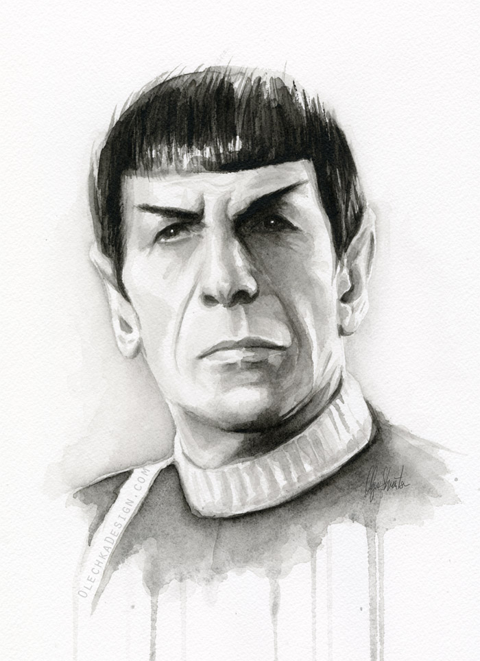 Did Mr. Spock have the best out look on the best Entrepreneur Philosophy?