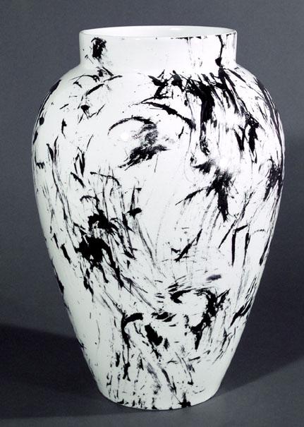 Zao Wou-Ki, 2006, Original vase