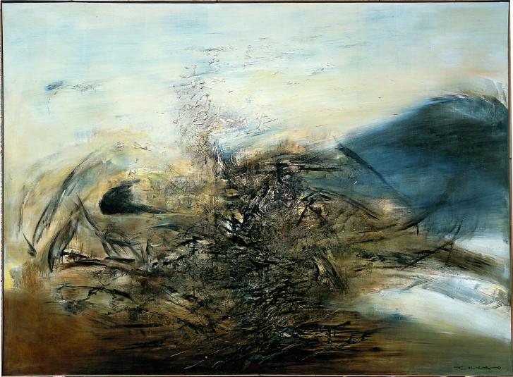 Hommage à Edgar Varèse, 1964