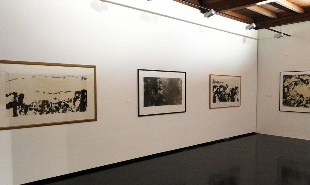 Retrospective at Locarno (photo Y.H.)