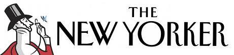 New Yorker magazine online logo