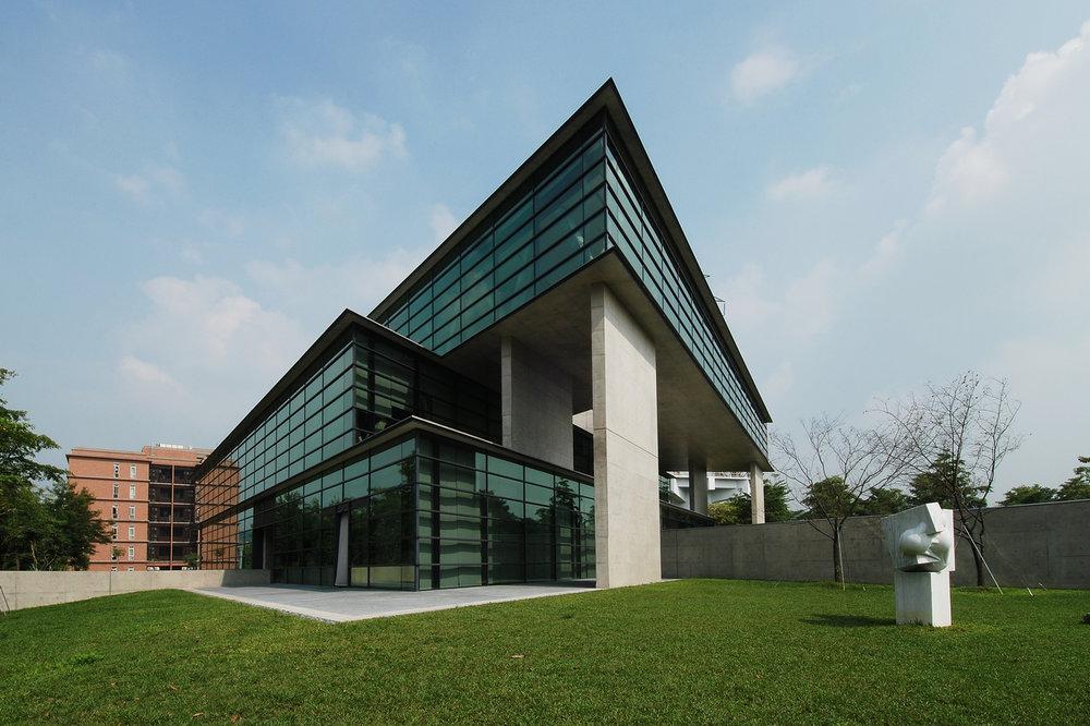 L'Asia University Museum of Modern Art de Taichung