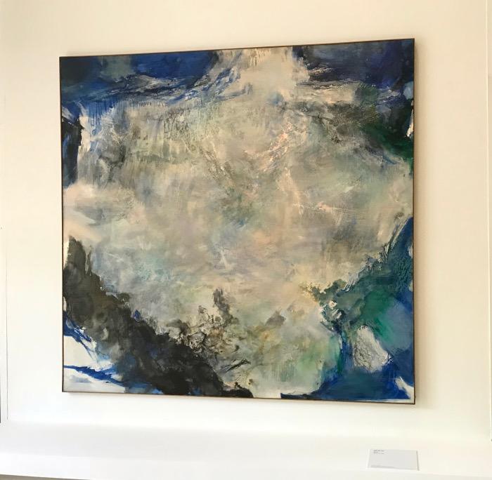Zao Wou-Ki, 03.12.74, 250×260 cm