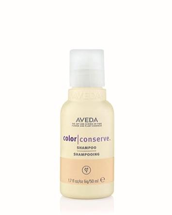 Color Conserve Shampoo für colorierte Haare Originalgröße 24,50 € Reisegröße 9,00 € also 37 % Gratis dazu