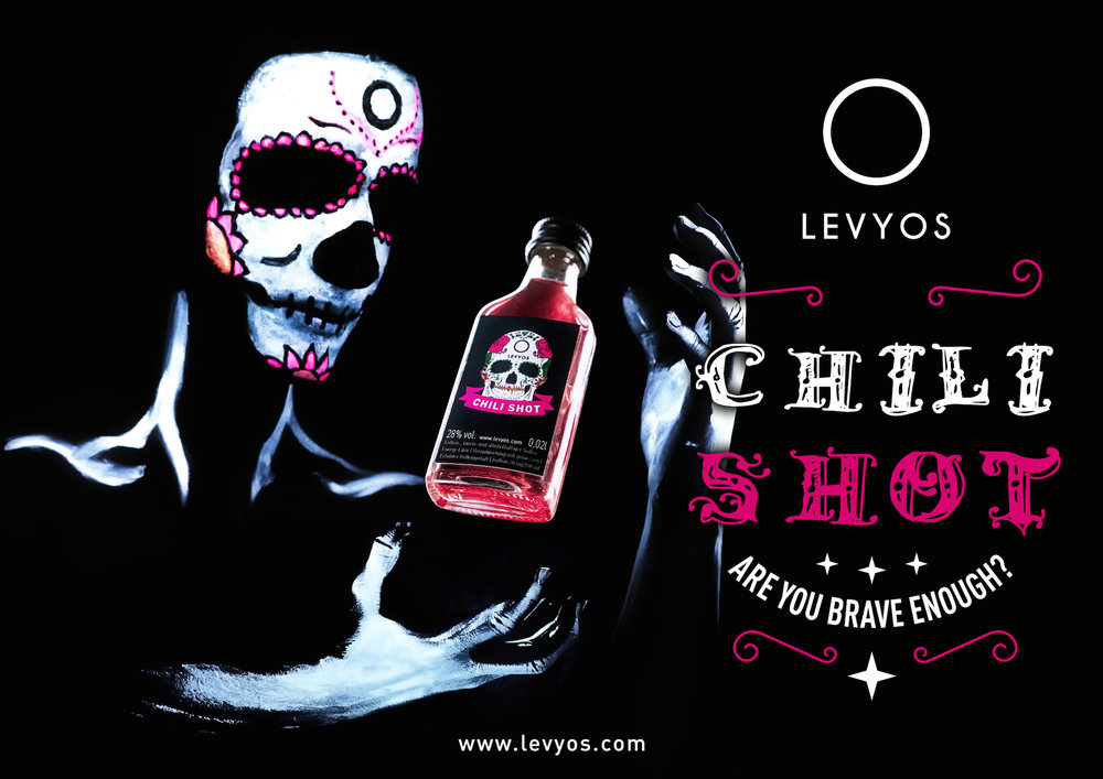 Levyos Chili Shot