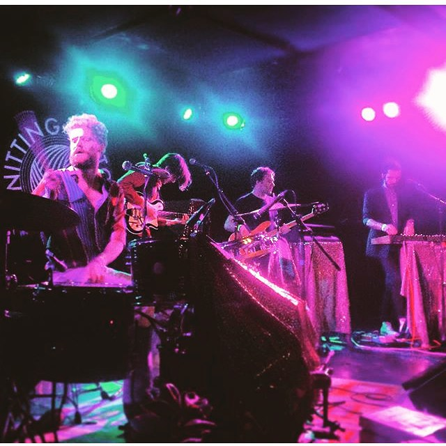 THANK YOU, THANK YOU, THANK YOU!!! We are blown away by the best fans and friends you could ever hope to have.  Thanks to @blankpapermusic and @hnry_flwr for such inspired performances.  You guys killlllled it!  Thanks to @knittingfactorybk and Rob on the soundboard for making last night so effortless.  We'll be back next year with a new record and some more dance parties to go with it.  Much love all around.  Xo - LC.  Photo by @kmariekim