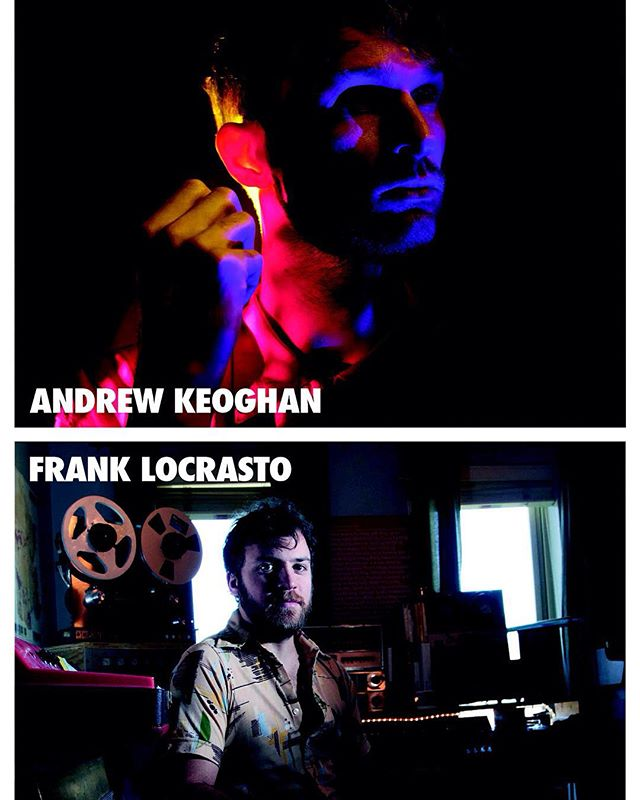 @grantzubritsky and @robbysinclair from Lazer Cake are playing at @union_pool tonight backing up one of our favorite artists - @andrewkeoghan .  Doors at 8.  Also on the bill is @franklocrasto and @liptalkliptalk #itsadrummersdelight #newmusic #brooklyn