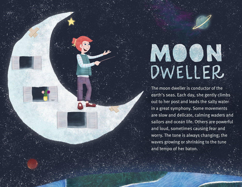 The Moon Dweller