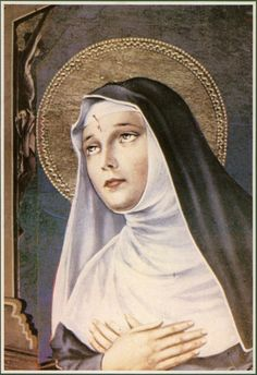 Saint Rita, Saint of Hopeless Cases