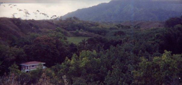 wailua cabin, kauai