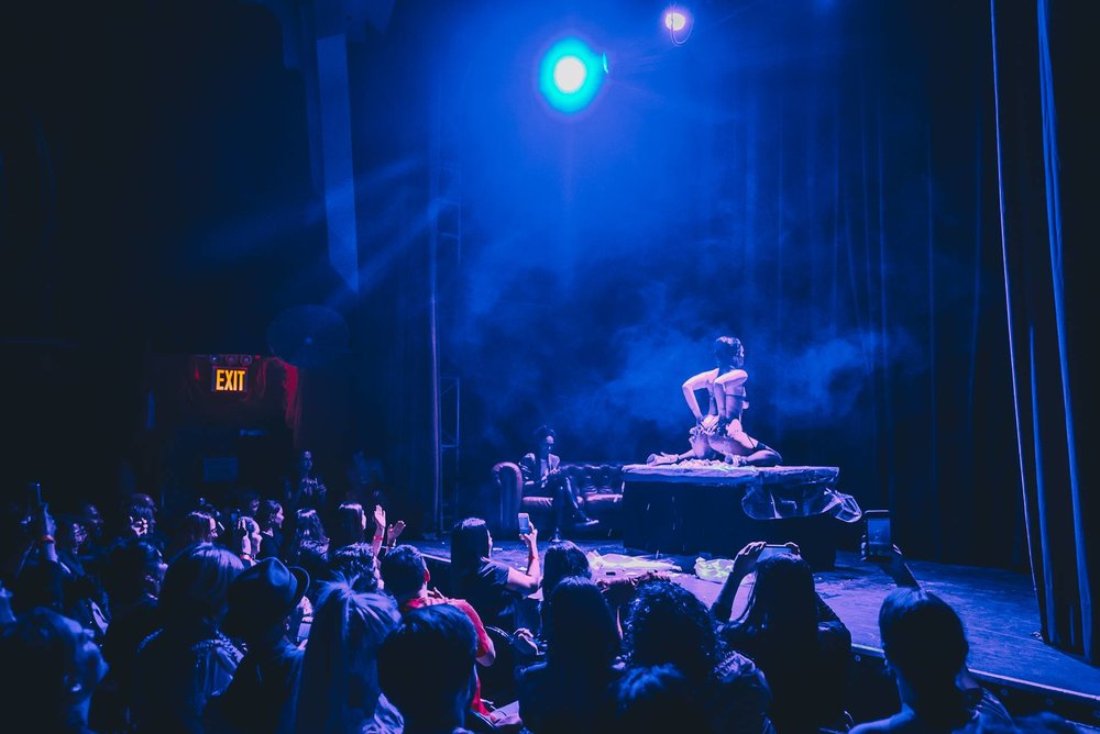 Dirty Circus - House of Yes, Brooklyncurated by Kae Burke and Anya Sapozhnikova5.17.18