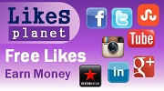 Earn money with Facebook & Instagram likes