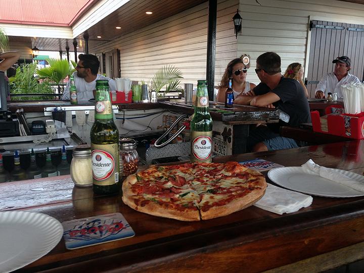 Pizza date!