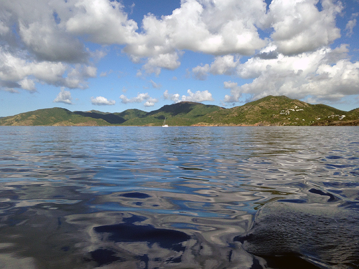 Bye Antigua!