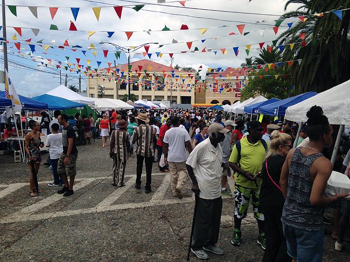 St. Thomas Carnival Food Festival