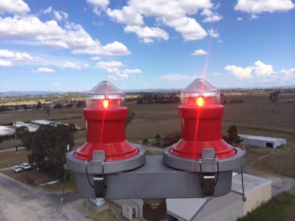 Crews in NSW installed these twin L810-DC with the DB3 mount. Looks amazing.