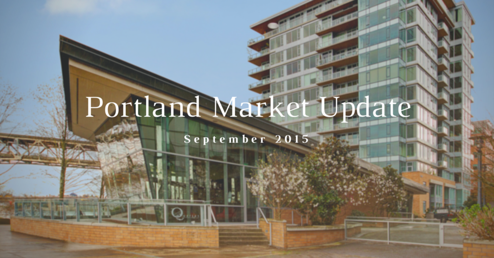 portland-real-estate-market-update-september-2015