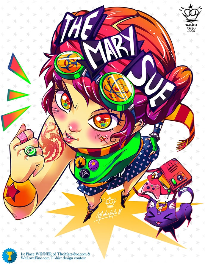 I'm The Mary Sue - 2014