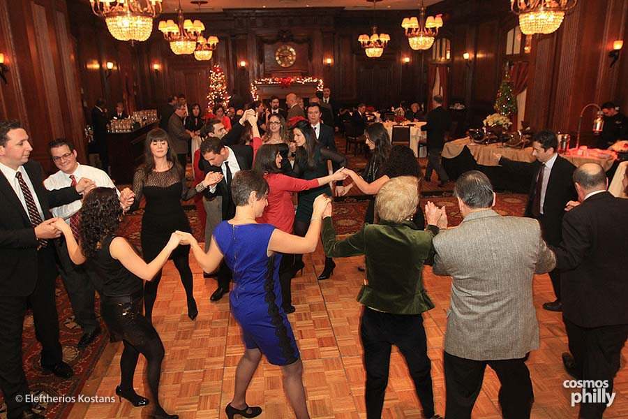 2013 Annual Christmas Party at the Union League of Philadelphia
