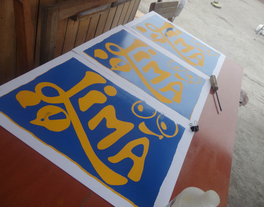 Silk-screen Workshop