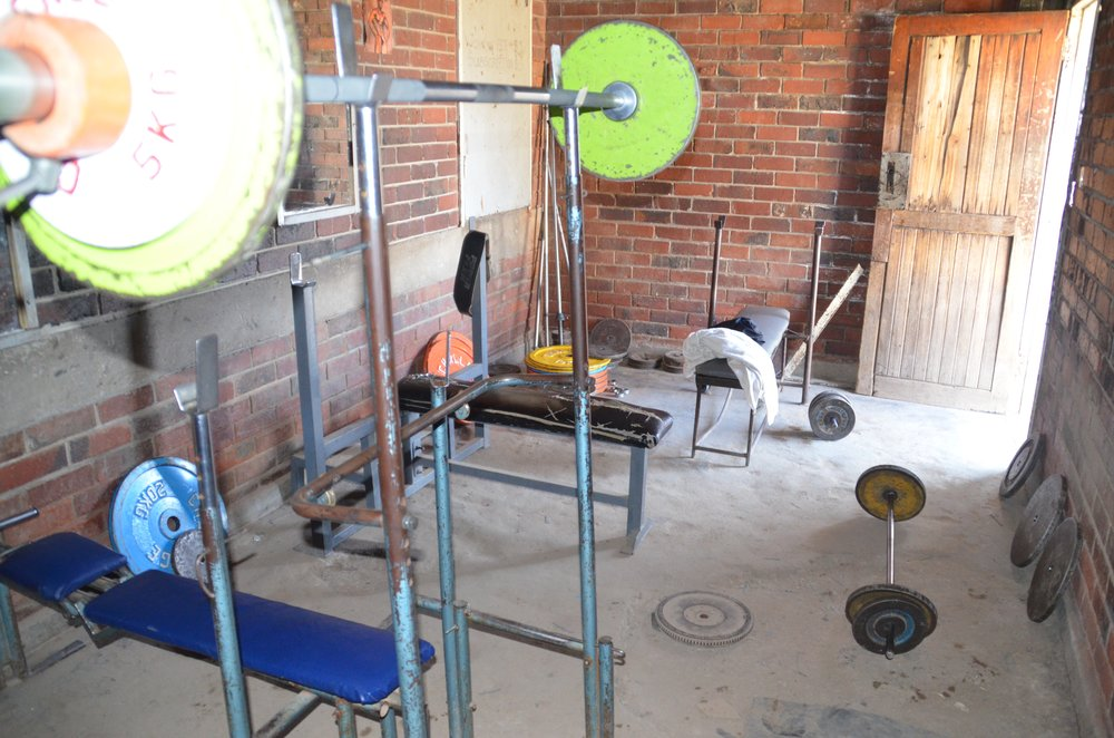 Equip A Gym - All equipment is made locally and provides employment opportunities for the community