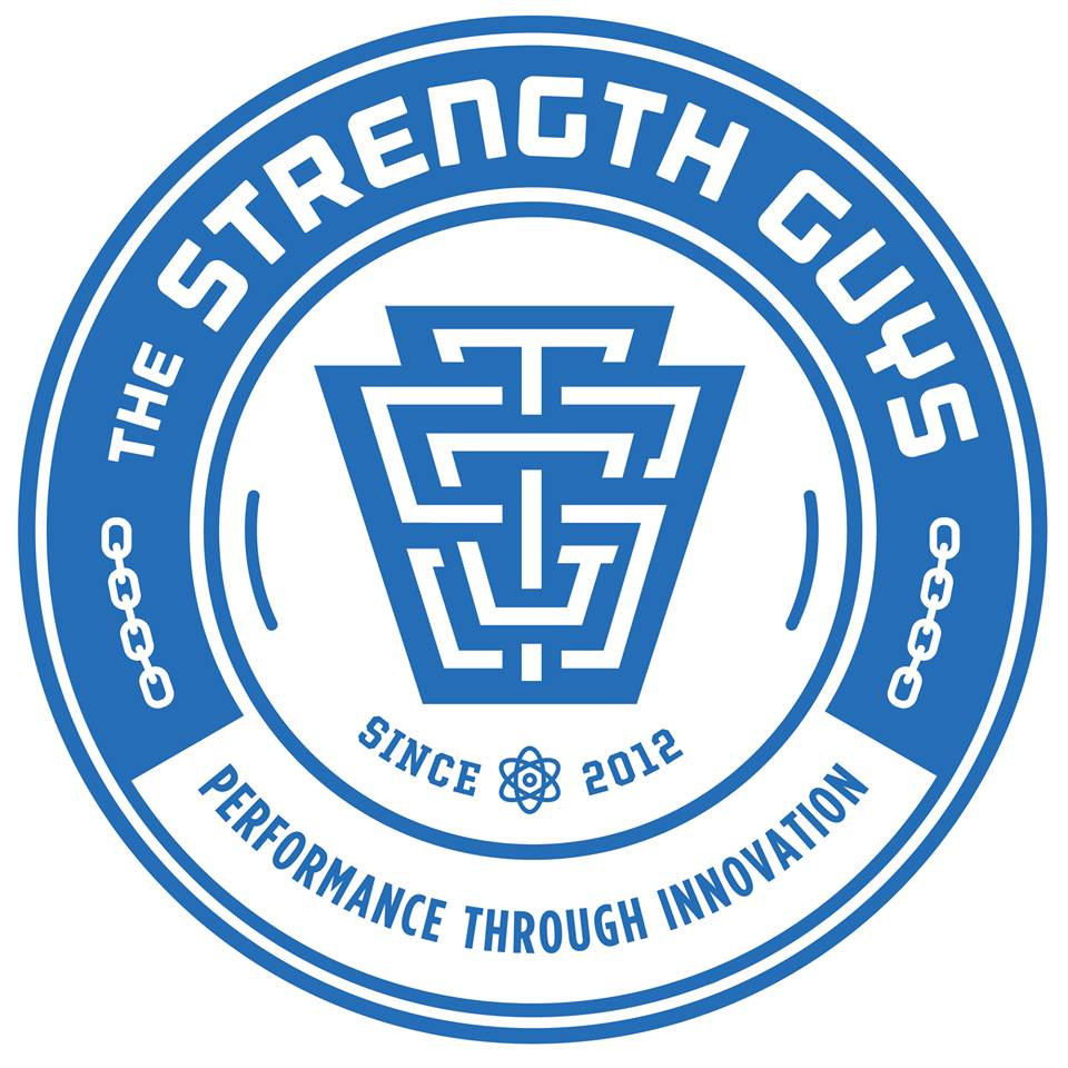 The Strength Guys Logo