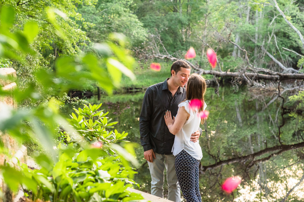 Sweetwater NJ Rustic Style Proposal and Engagement Photos Howard & Sarah 12