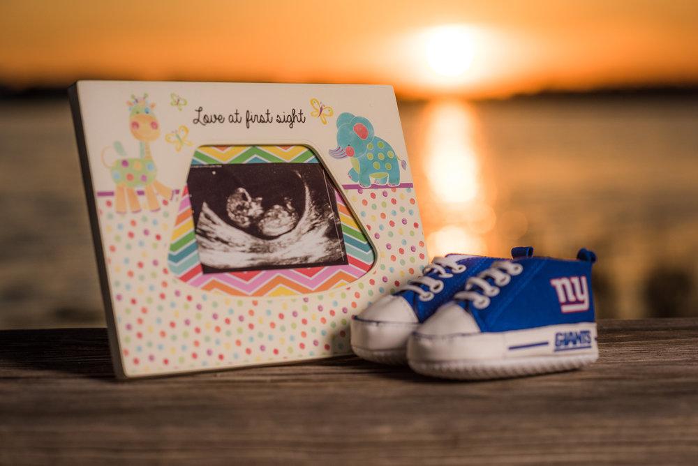 Long Beach Island Maternity Photos Liz 5