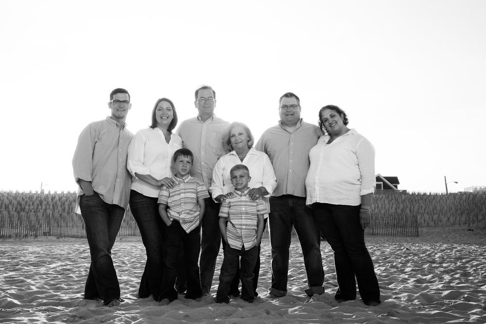 Long Beach Island Family Portraits, Dombrowski 6