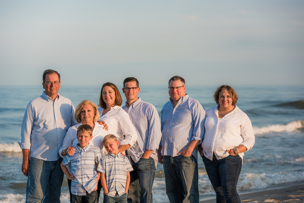 Long Beach Island Family Portraits, Dombrowski 11