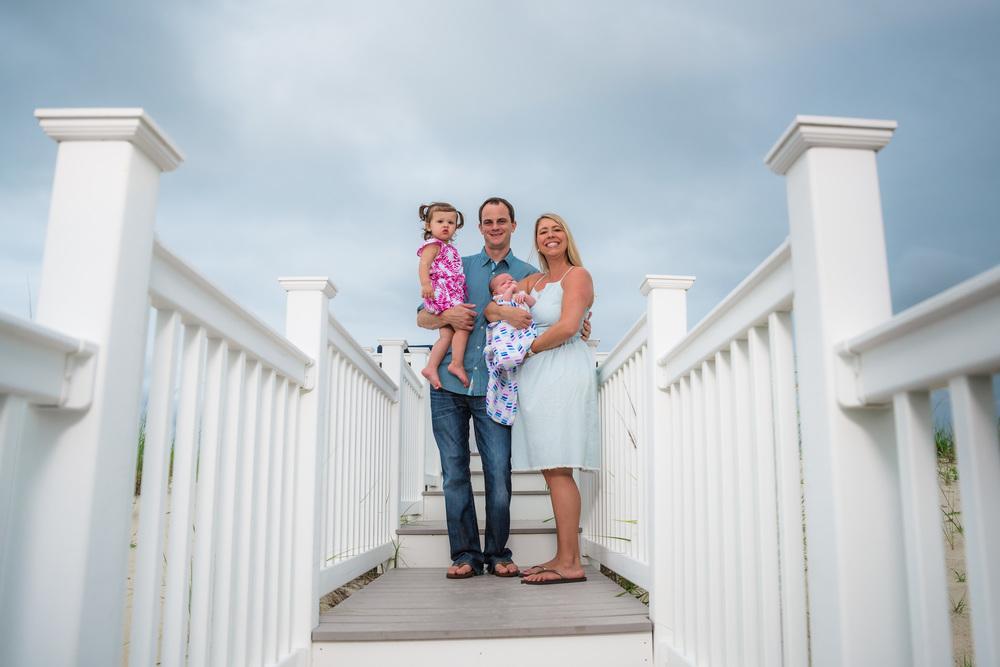 Long Beach Island Family Portraits, McClafin 1
