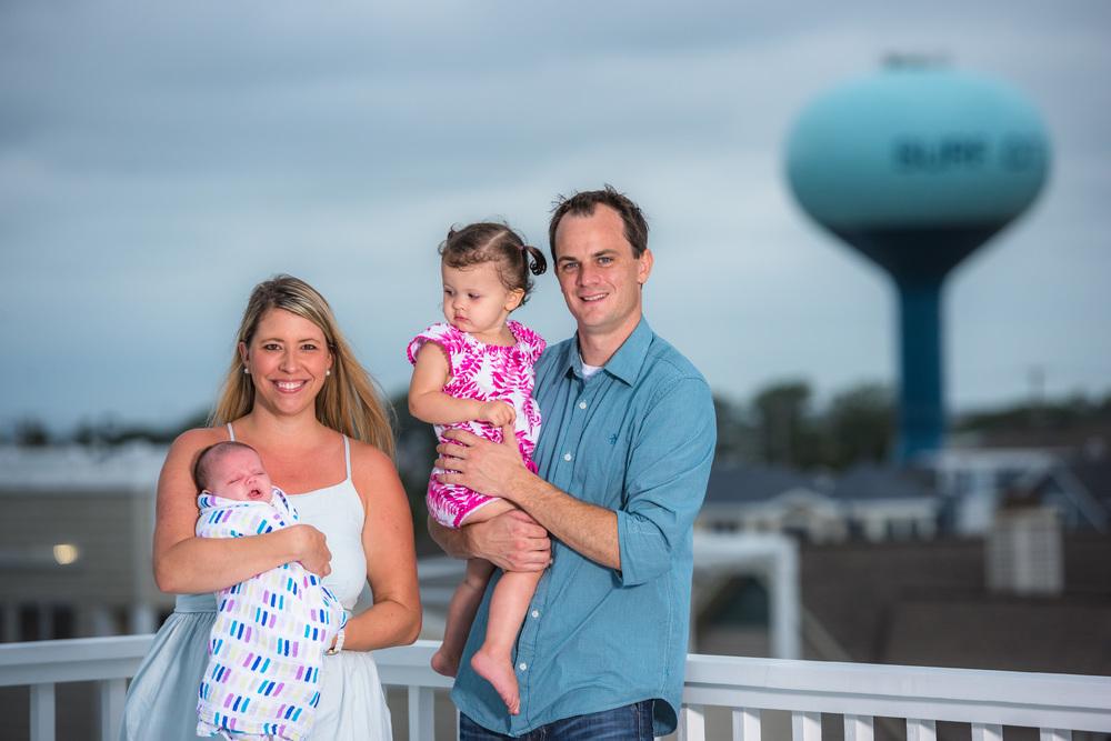Long Beach Island Family Portraits, McClafin 14