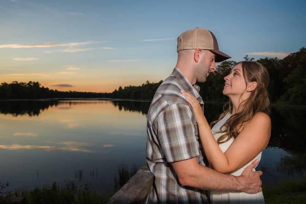 Batsto NJ Rustic Style Engagement Kyle & Erin 14