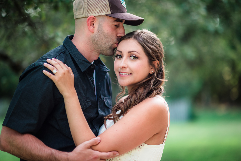 Batsto NJ Rustic Style Engagement Kyle & Erin 1