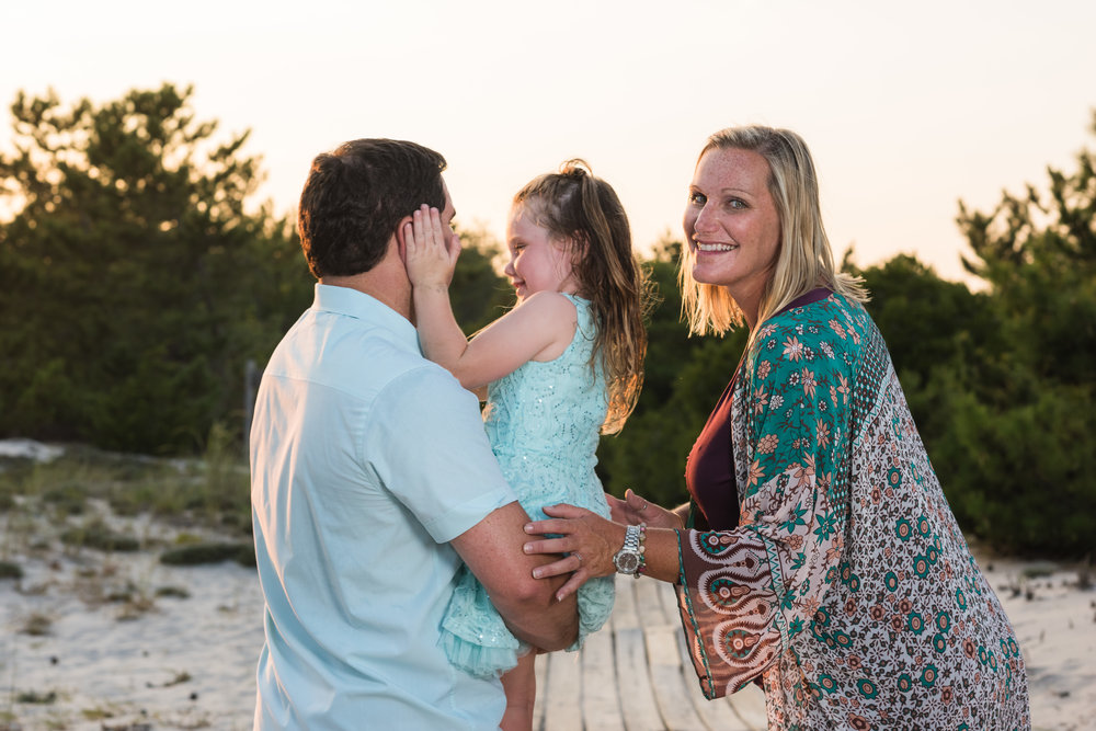 Long Beach Island Family Portraits, The Mayeuxs 8