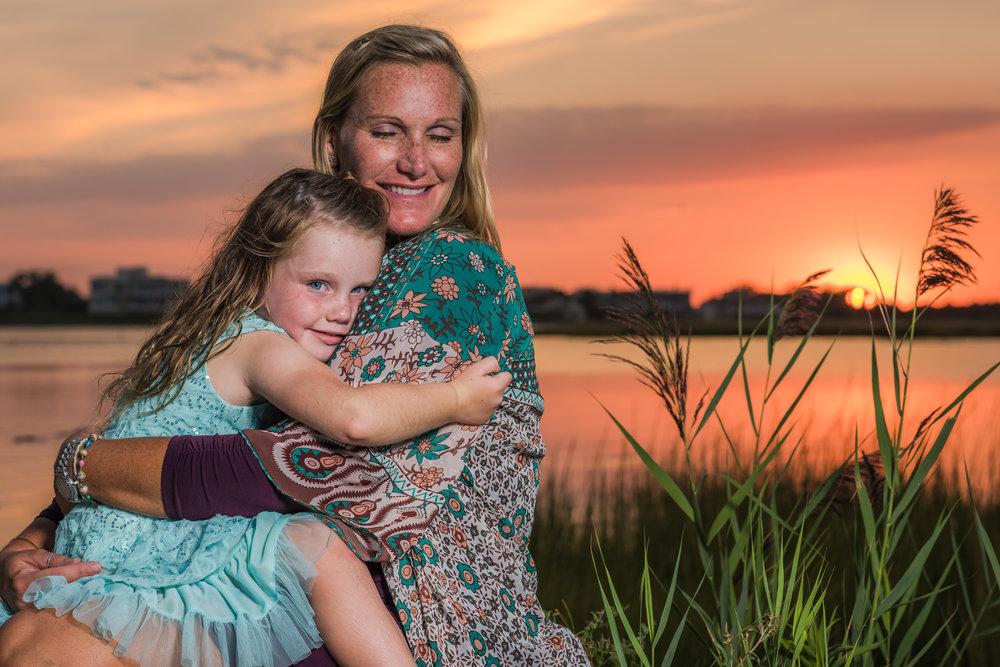 Long Beach Island Family Portraits, The Mayeuxs 12
