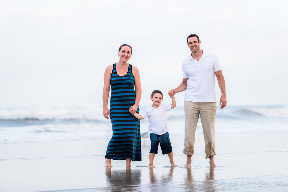 Long Beach Island Family Portraits | Adinda, Greg & James 11