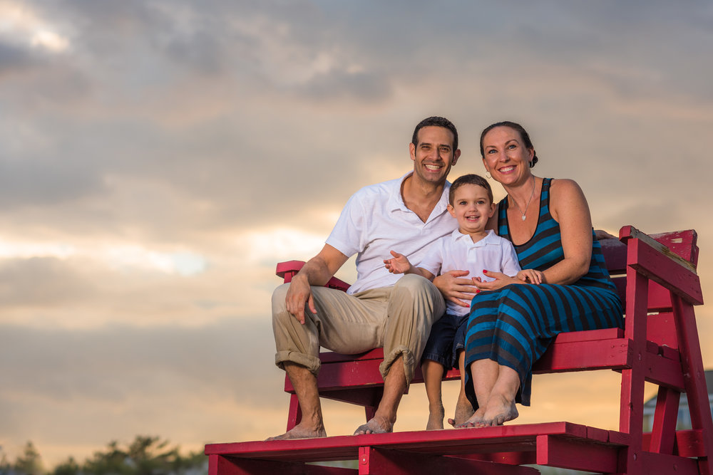 Long Beach Island Family Portraits | Adinda, Greg & James 15