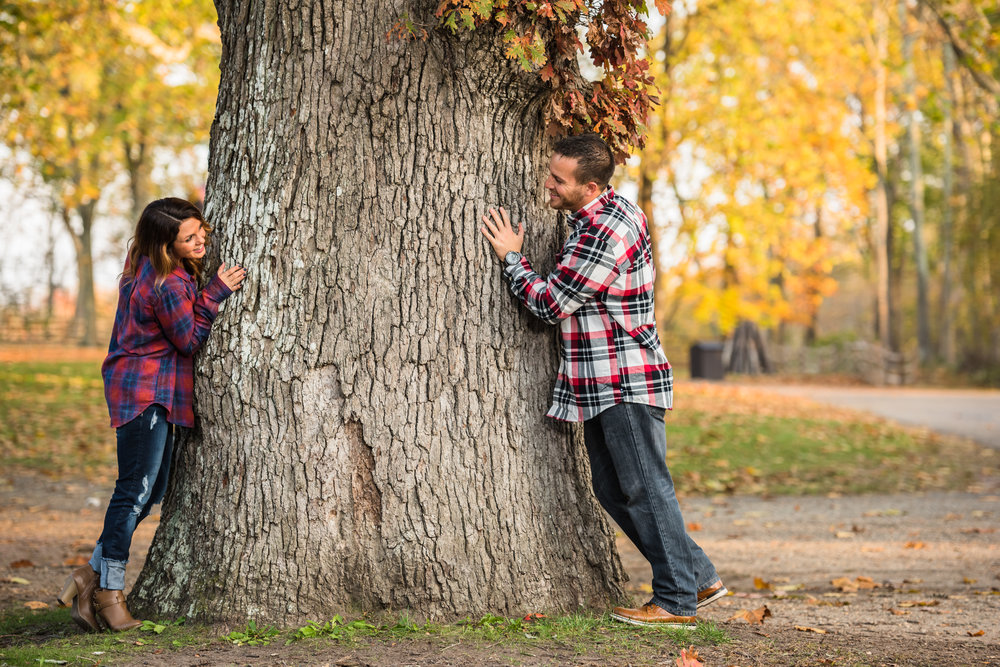 Allaire State Park NJ Engagement Session Chris & Deanna 4