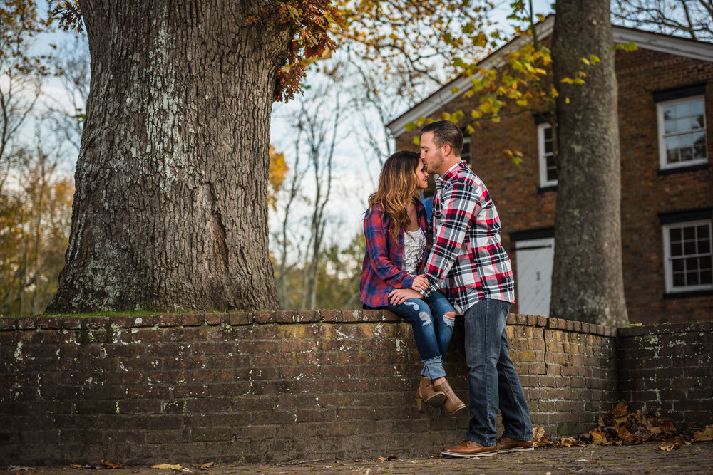 Allaire State Park NJ Engagement Session Chris & Deanna 5