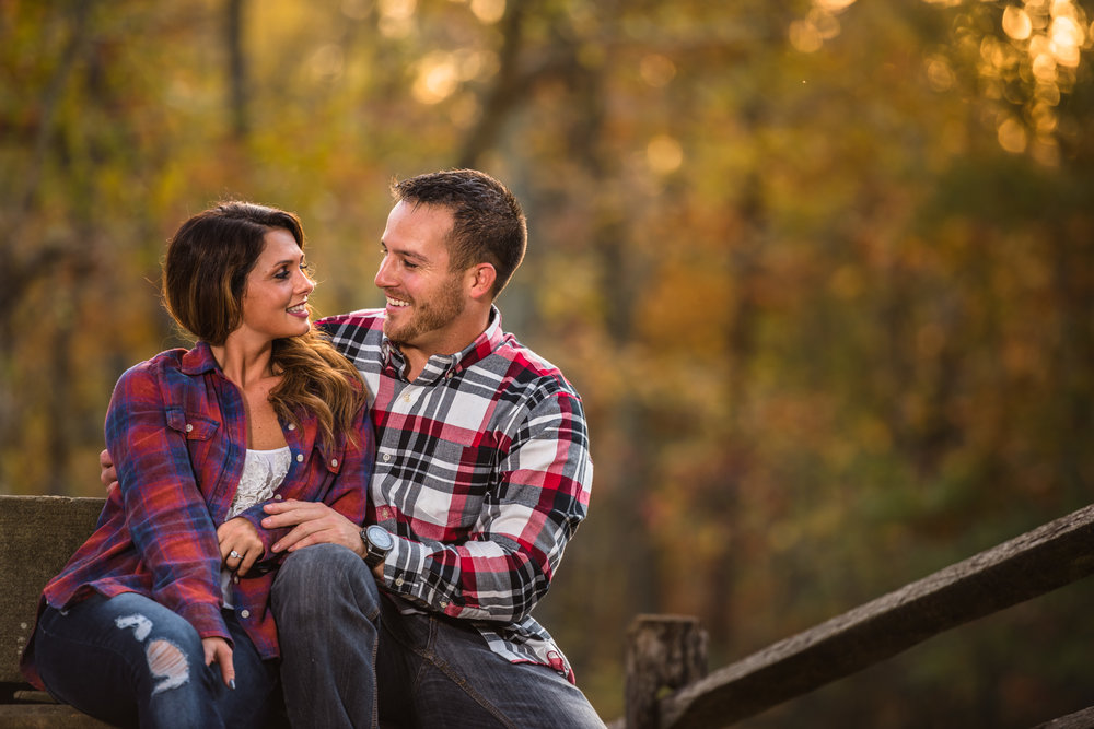 Allaire State Park NJ Engagement Session Chris & Deanna 6
