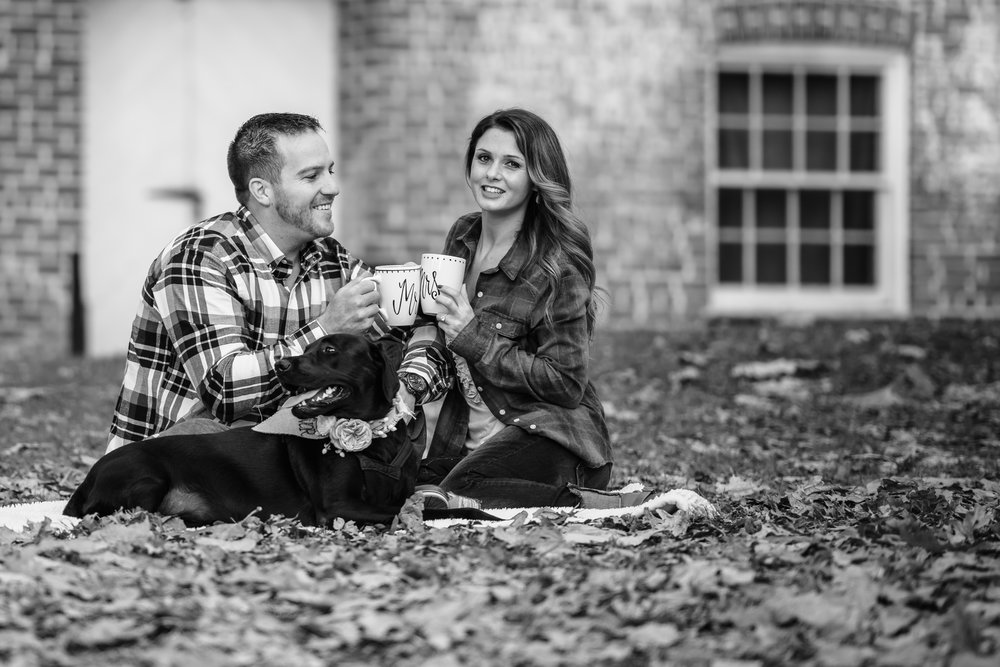Allaire State Park NJ Engagement Session Chris & Deanna 10