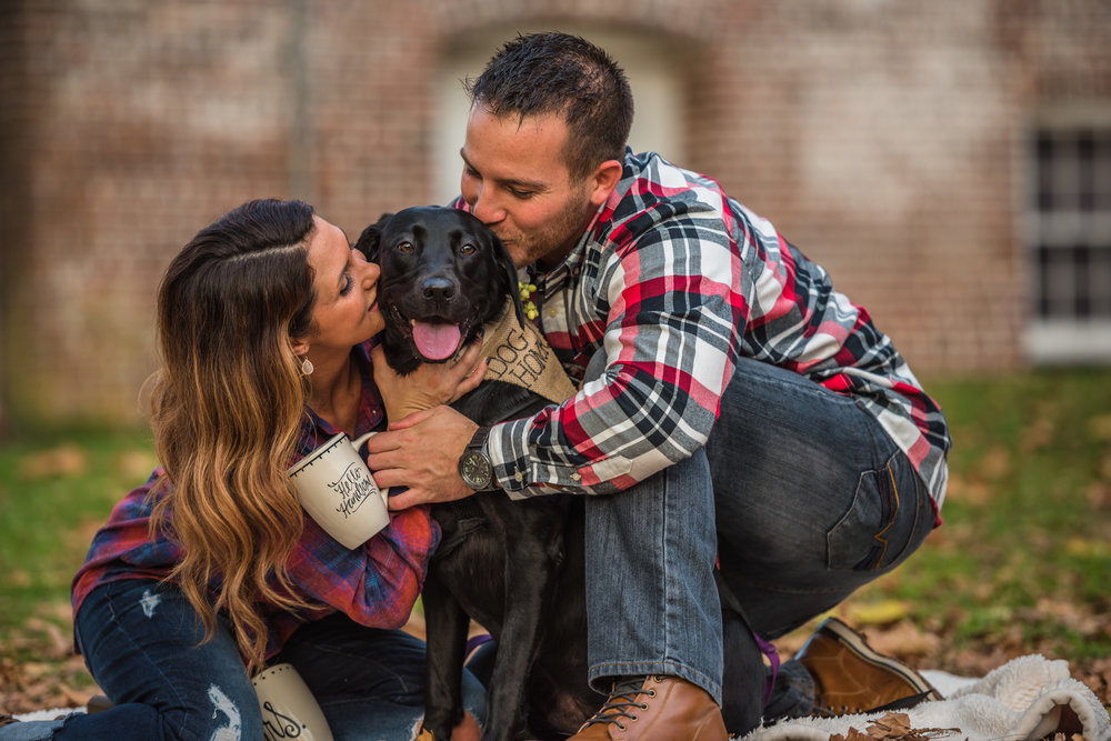 Allaire State Park NJ Engagement Session Chris & Deanna 13