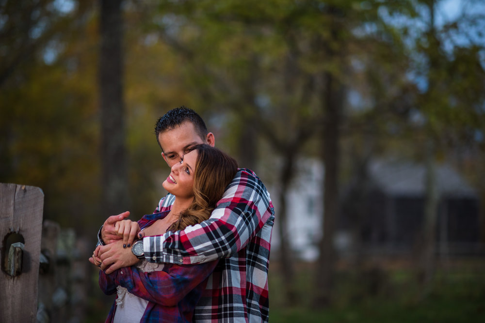 Allaire State Park NJ Engagement Session Chris & Deanna 20