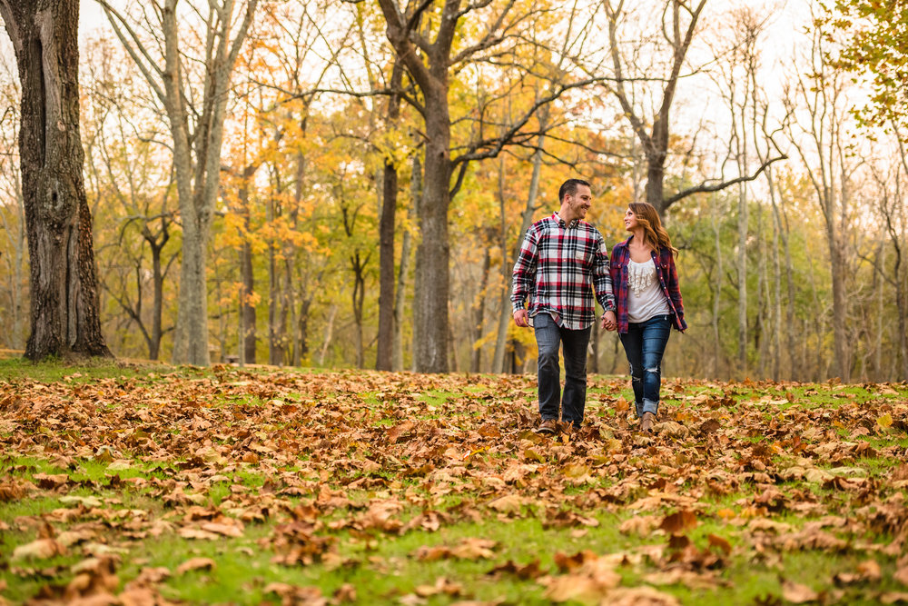 Allaire State Park NJ Engagement Session Chris & Deanna 14