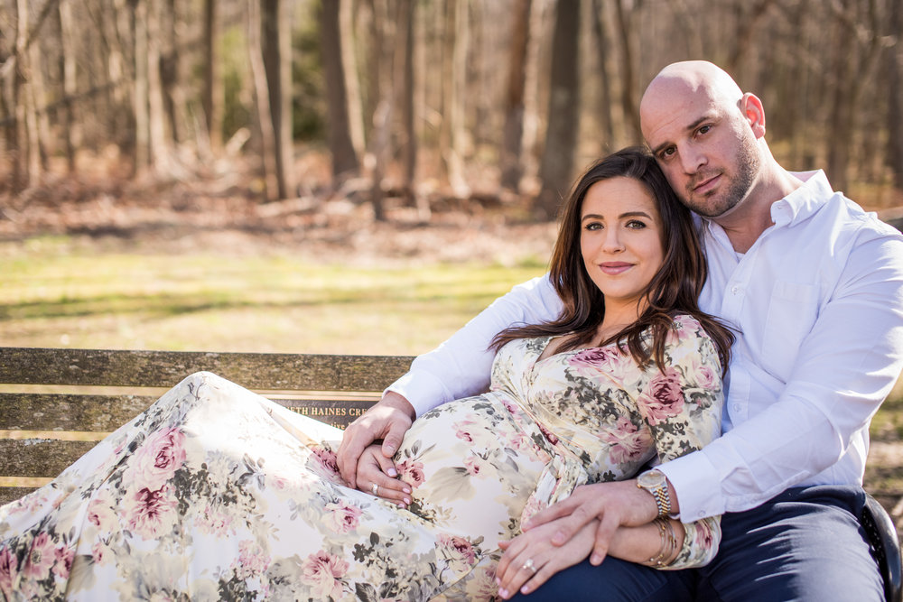 Allaire State Park Maternity Photo, Kristen 4